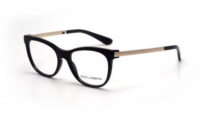 Dolce & Gabbana DG3234 501 54-17 Black 83,93 €