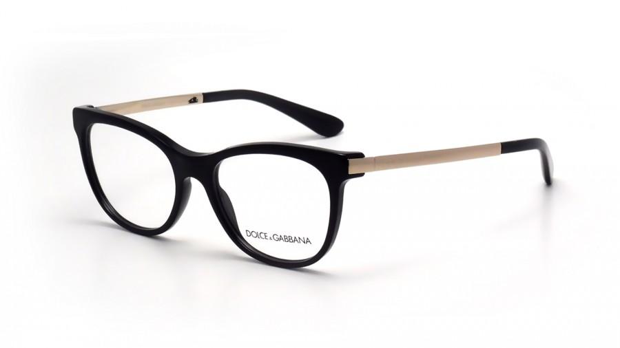 Dolce & Gabbana DG3234 501 54-17 Black | Visiofactory