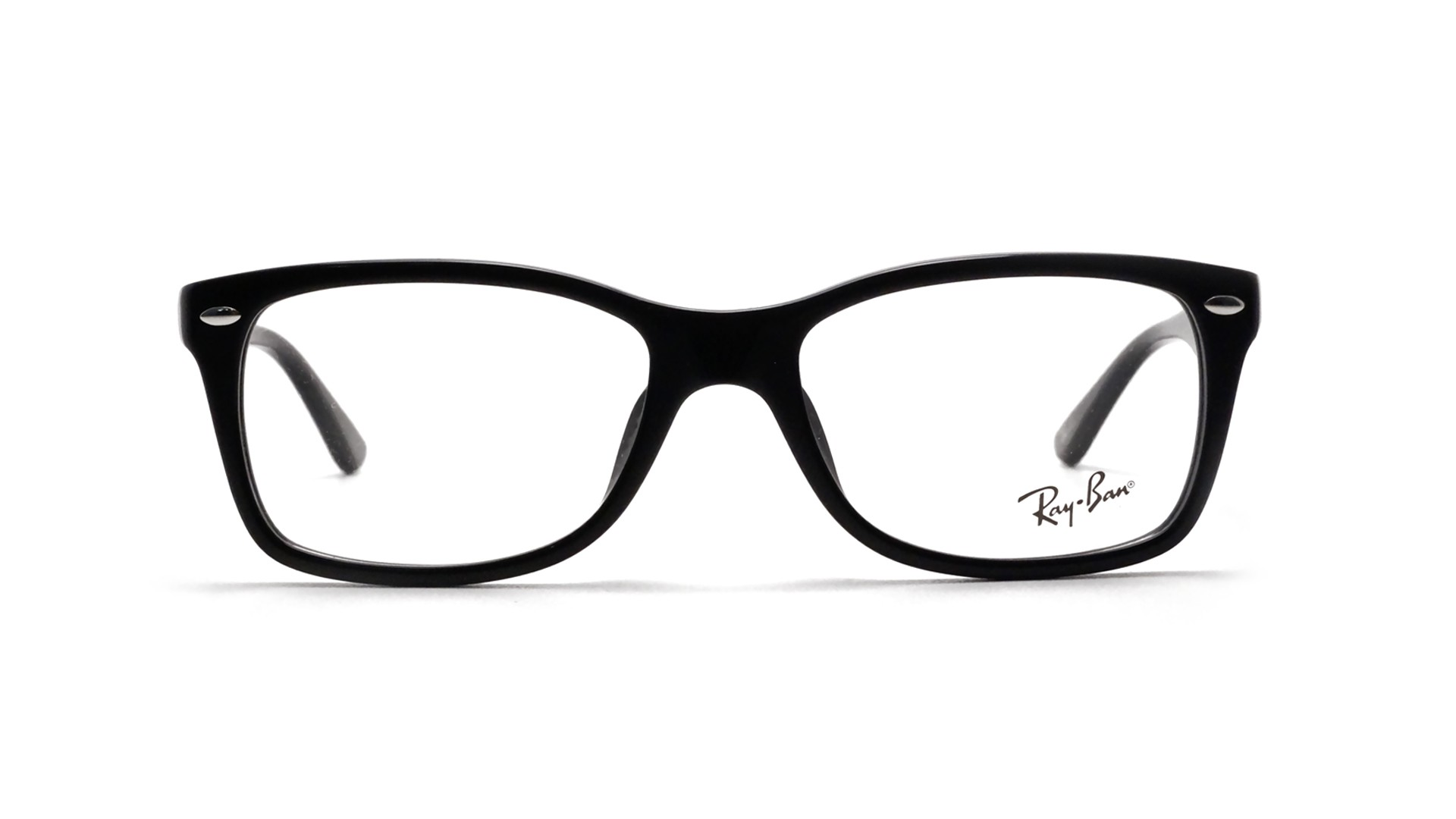 8483ed374c Lunettes de vue Ray Ban Asian Fit RX5228 RB5228F 2000 53 15 Black ...