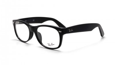 97854aa4b95c94 Lunettes de vue Ray Ban New Wayfarer Asian Fit Black RX5184 RB5184F 2000 52  18 Medium