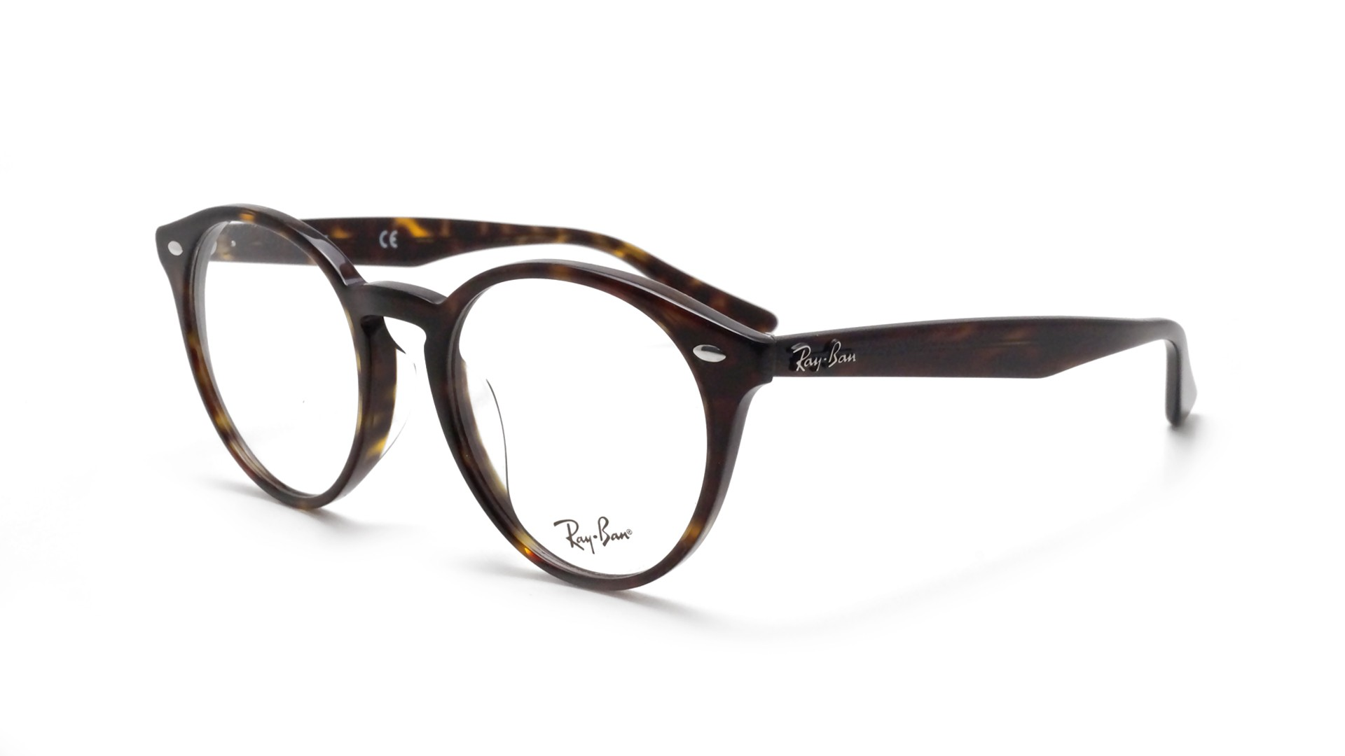 lunettes de vue ray ban asian fit rx2180 rb2180vf 2012 51 21 tortoise visiofactory