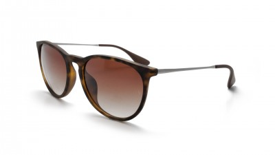 3e1e0e53af Ray Ban Erika Asian Fit Tortoise Mat RB4171F 865 13 54 18 Medium Gradation  79