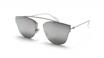 Dior 0204S 011DC 57-18 Silber Medium Mirrored 267,70 €