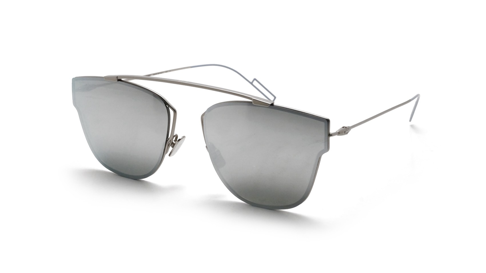 252faaf599c20 Sunglasses Dior 0204S 011DC 57-18 Silver Large Mirror