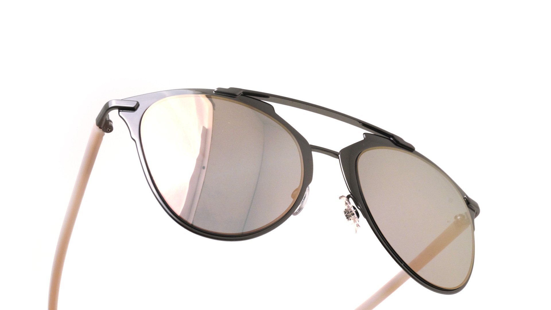 5b252dc58ec4 Sunglasses Dior Reflected Silver REFLECTED XY20J 52-21 Medium Mirror