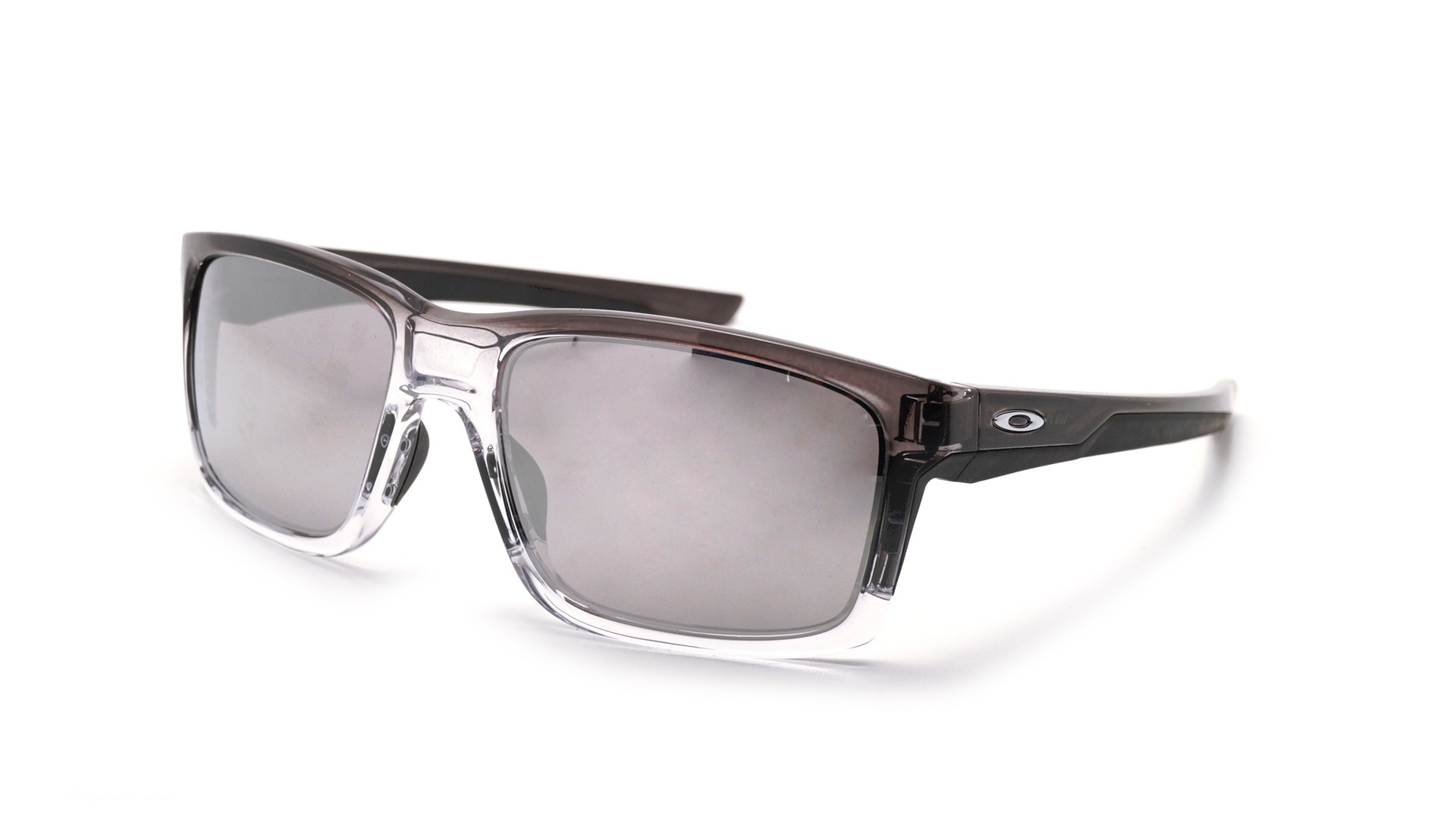 bad216fbf8 Sunglasses Oakley Mainlink Dark ink fade Transparent OO9264 13 57-17 Large  Mirror
