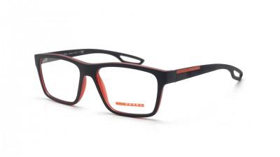 Prada Linea Rossa PS07FV UAS1O1 55-16 Noir Mat 105,75 €