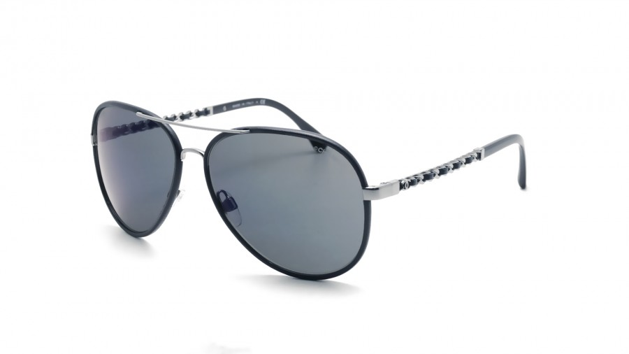 Chanel Chaîne Blue Matte CH4219Q C108Z6 59-14 | Visiofactory