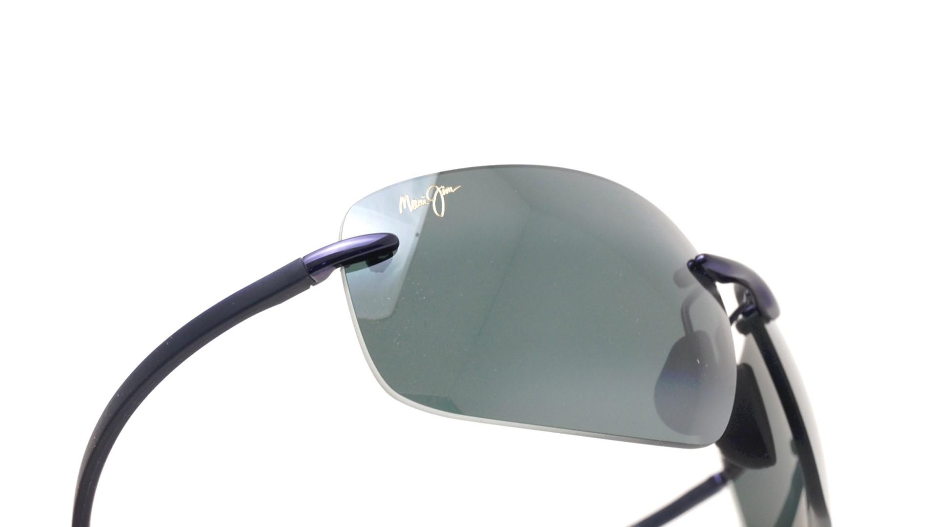 fd323db976c3 Sunglasses Maui Jim Kupuna Blue Neutral Grey 742 06 62-17 Large Polarized  Gradient Mirror