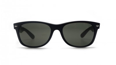 Ray-Ban New Wayfarer Schwarz Matt RB2132 622 52-18
