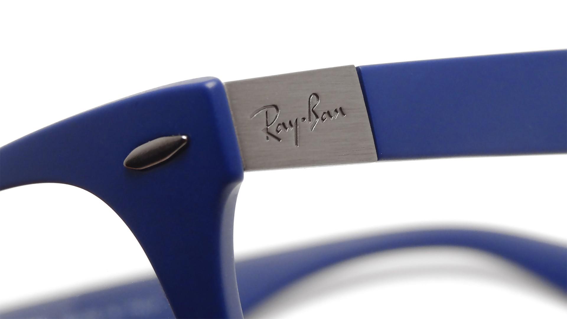 39994665e Lunettes de vue Ray-Ban Tech Liteforce Blue RX7034 RB7034 5439 50-19 small  | Visiofactory