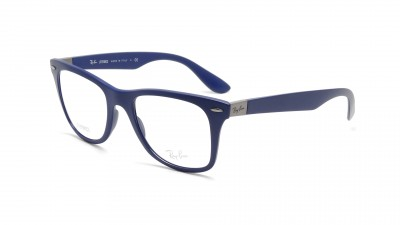 305954fafb Lunettes de vue Ray-Ban Tech Liteforce Blue RX7034 RB7034 5439 50-19 small