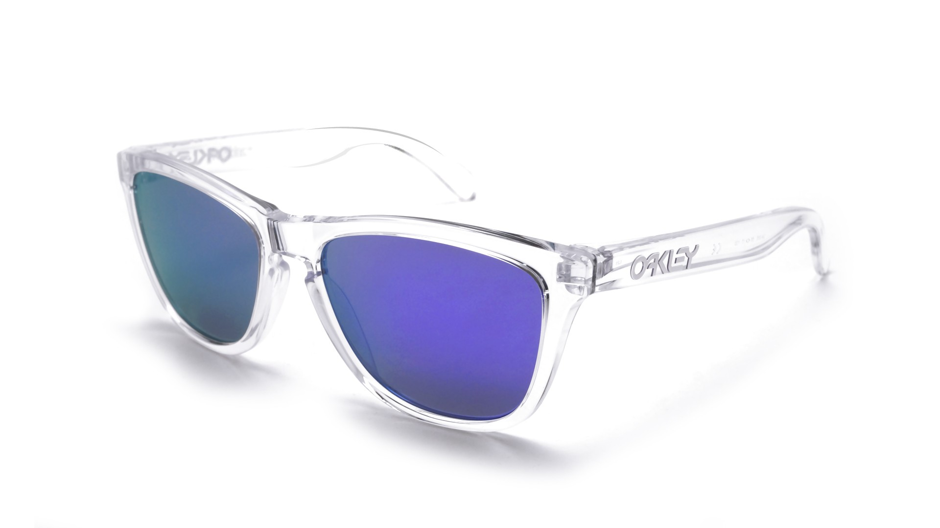 be0f11ed41 Oakley Frogskins Transparent OO9013 24-305 55-17 | Visiofactory