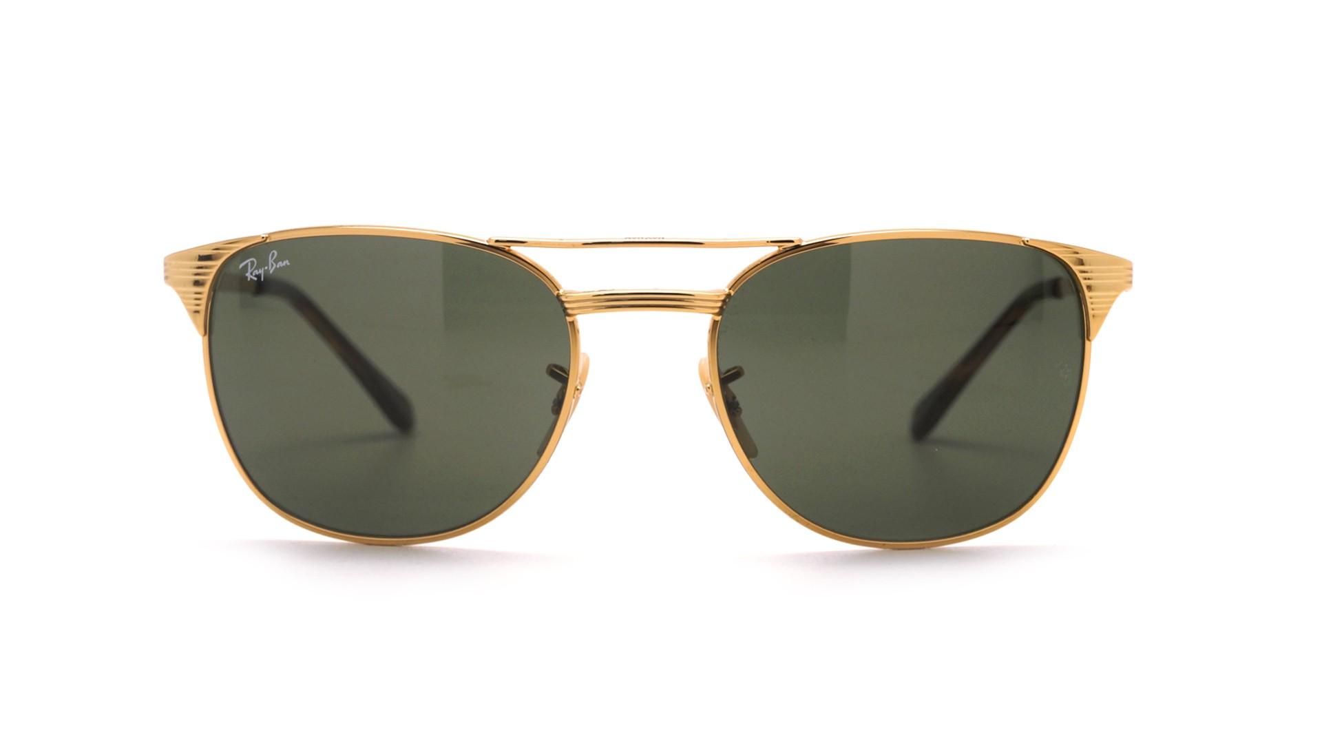 ef3403002a Sunglasses Ray-Ban Signet Gold G-15 RB3429M 001 55-19 Medium