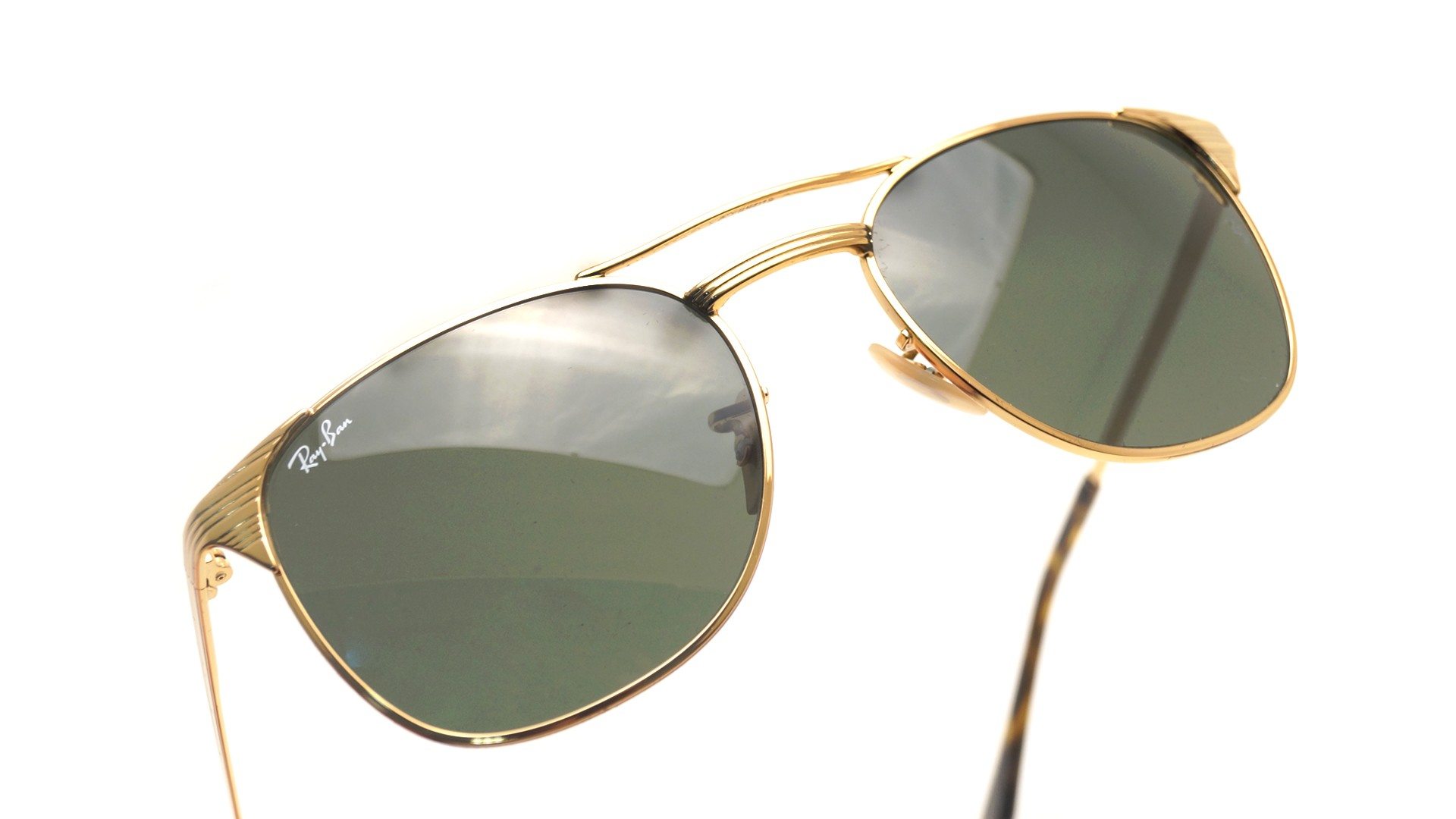 7d2786fae4 Ray-Ban Signet Gold RB3429M 001 55-19