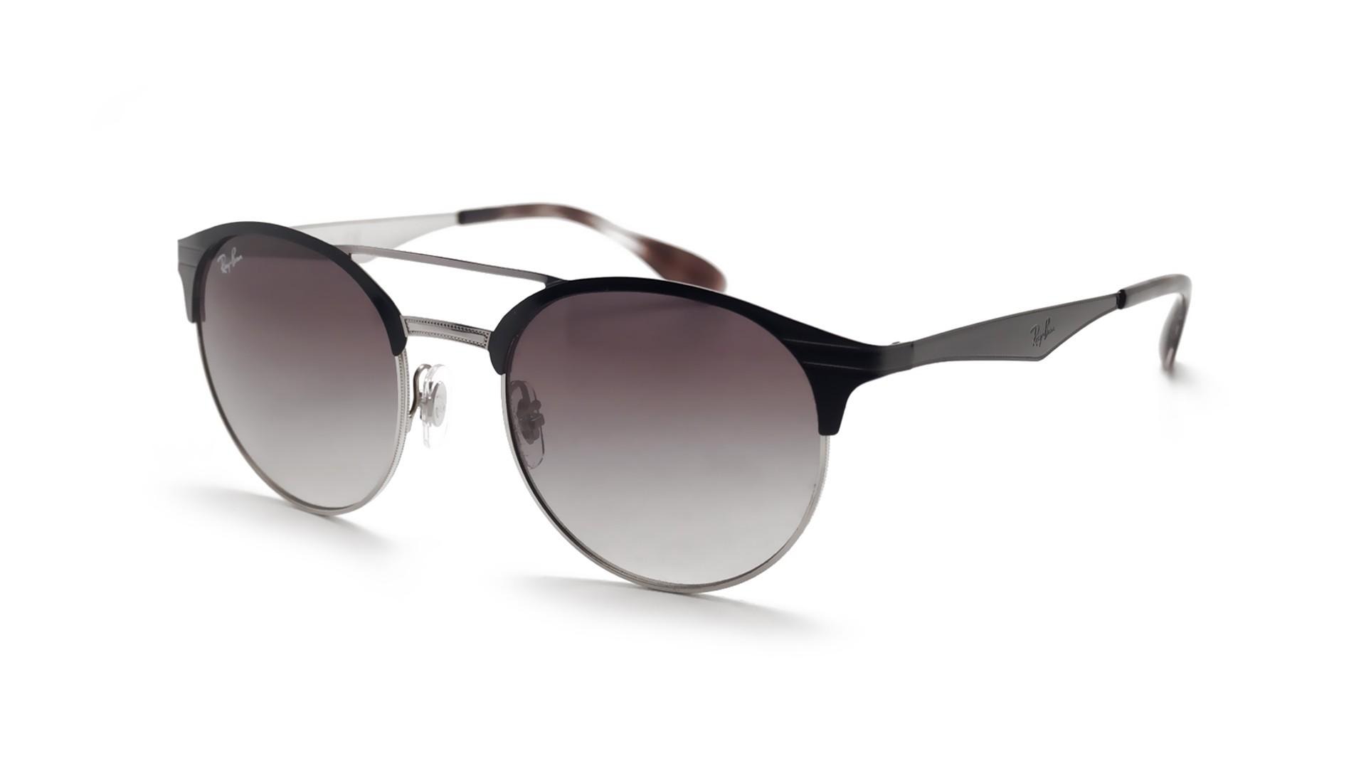 664b6e10946 Sunglasses Ray-Ban RB3545 9004 11 51-20 Black Medium Gradient