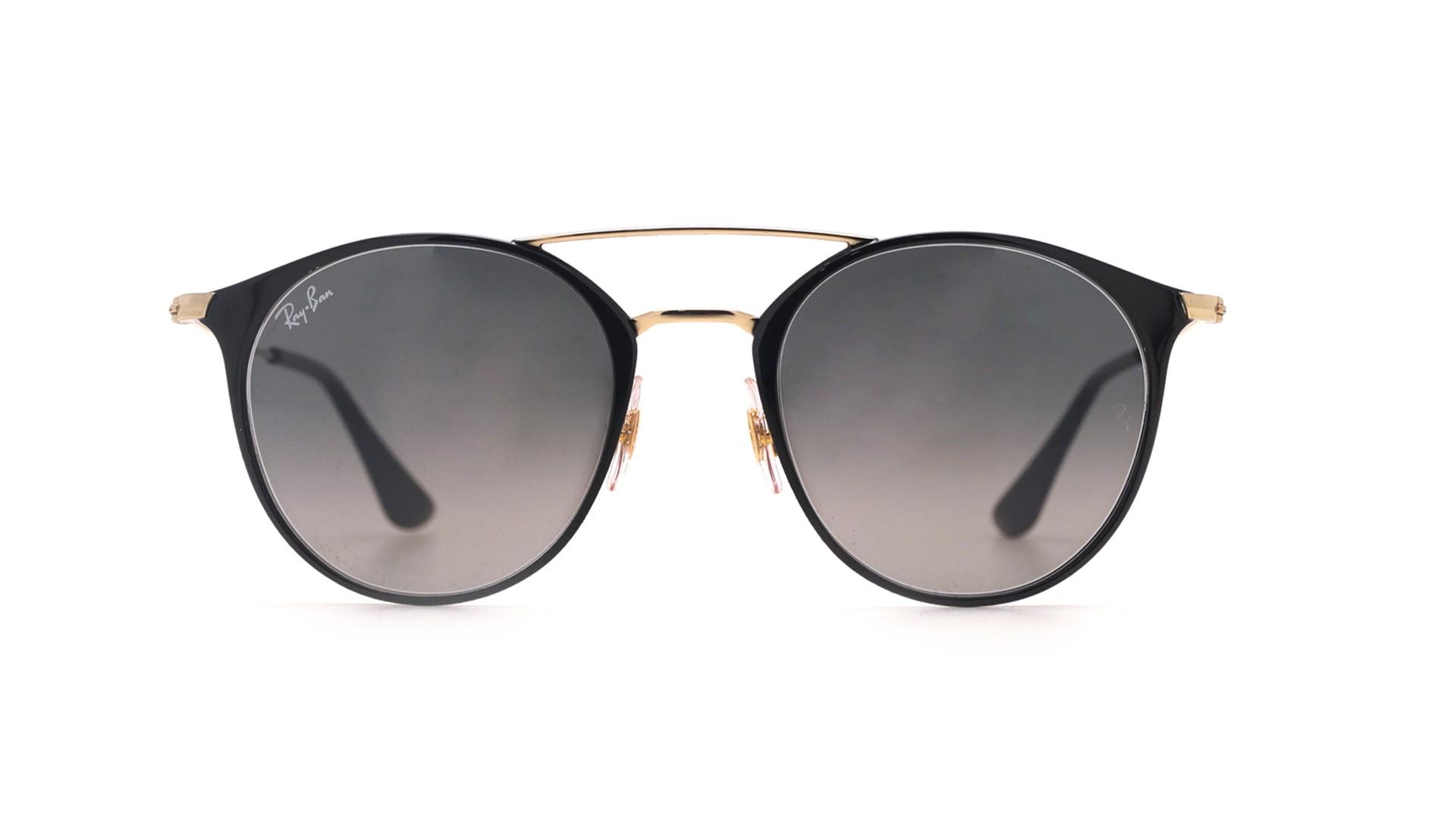 Sunglasses Ray-Ban RB3546 187 71 49-20 Black Small Gradient 575f7422f25