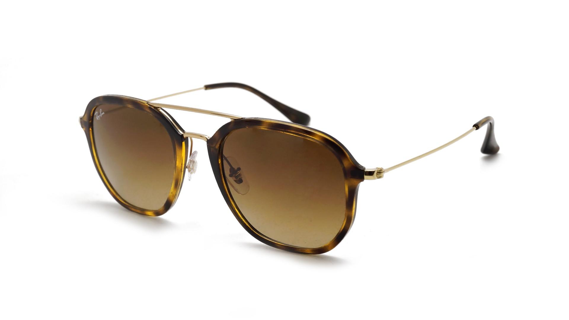2465e5bc62 Sunglasses Ray-Ban RB4273 710 85 52-21 Tortoise Medium Gradient