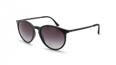 Sunglasses Ray-Ban Erika Black Matte RB4274 601 8G 53-18 Medium Gradient aa92e00dc67d