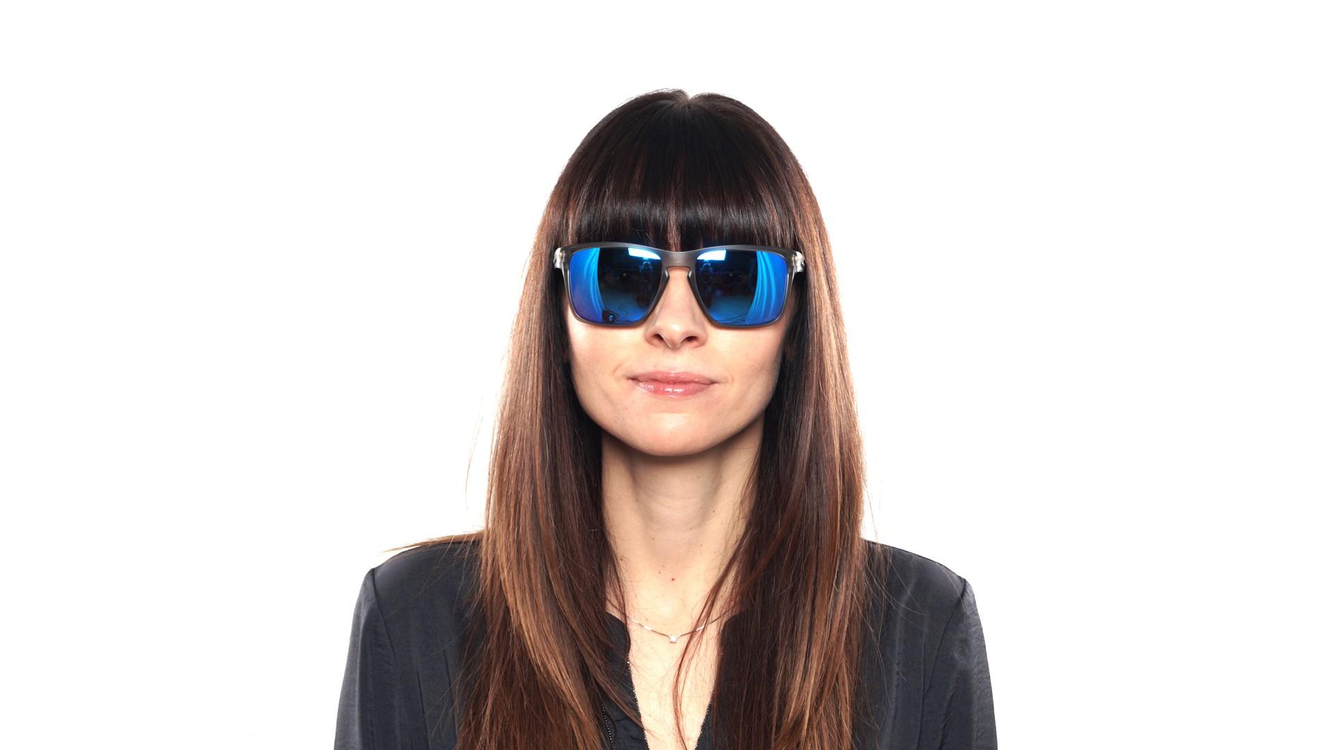 e07ddcf56ad Sunglasses Oakley Sliver Xl Grey OO9341 03 57-18 Medium Polarized Flash
