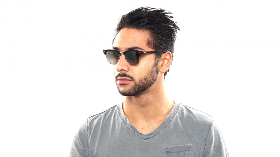 Ray Ban Clubmaster RB 3016 990/9J yuh49