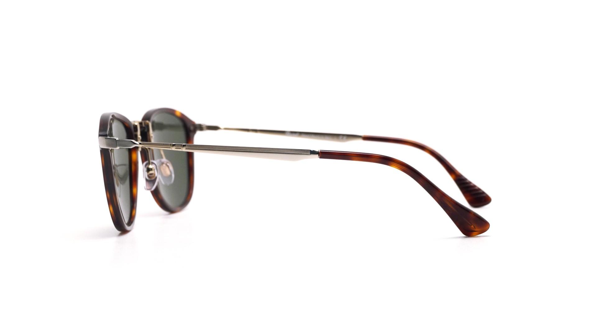 77ab6e6250 Sunglasses Persol Calligrapher edition Havana Tortoise PO3165S 24 31 52-22  Large