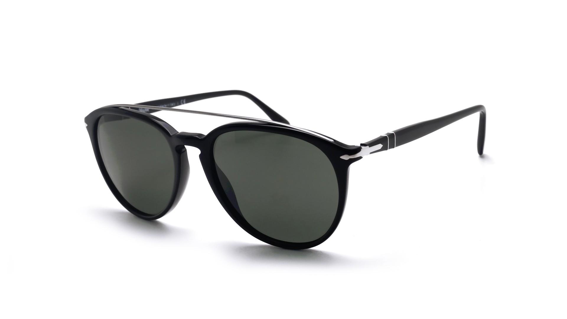 0eddec5659 Sunglasses Persol PO3159S 901431 55-19 Black Large