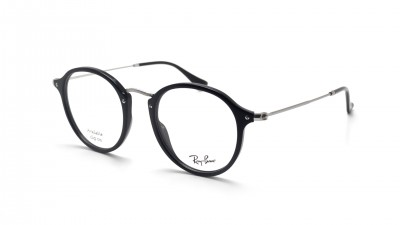 Ray-Ban Round Fleck Black RX2447 RB2447V 2000 49-21 74,92 €