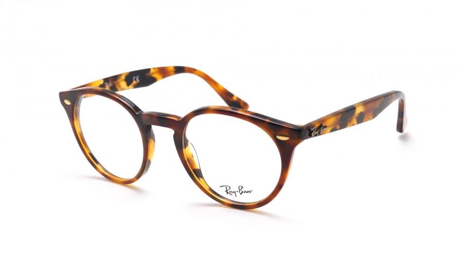 37b2ac30528f0 Eyeglasses Ray-Ban RX2180 RB2180V 5675 47-21 Tortoise Small