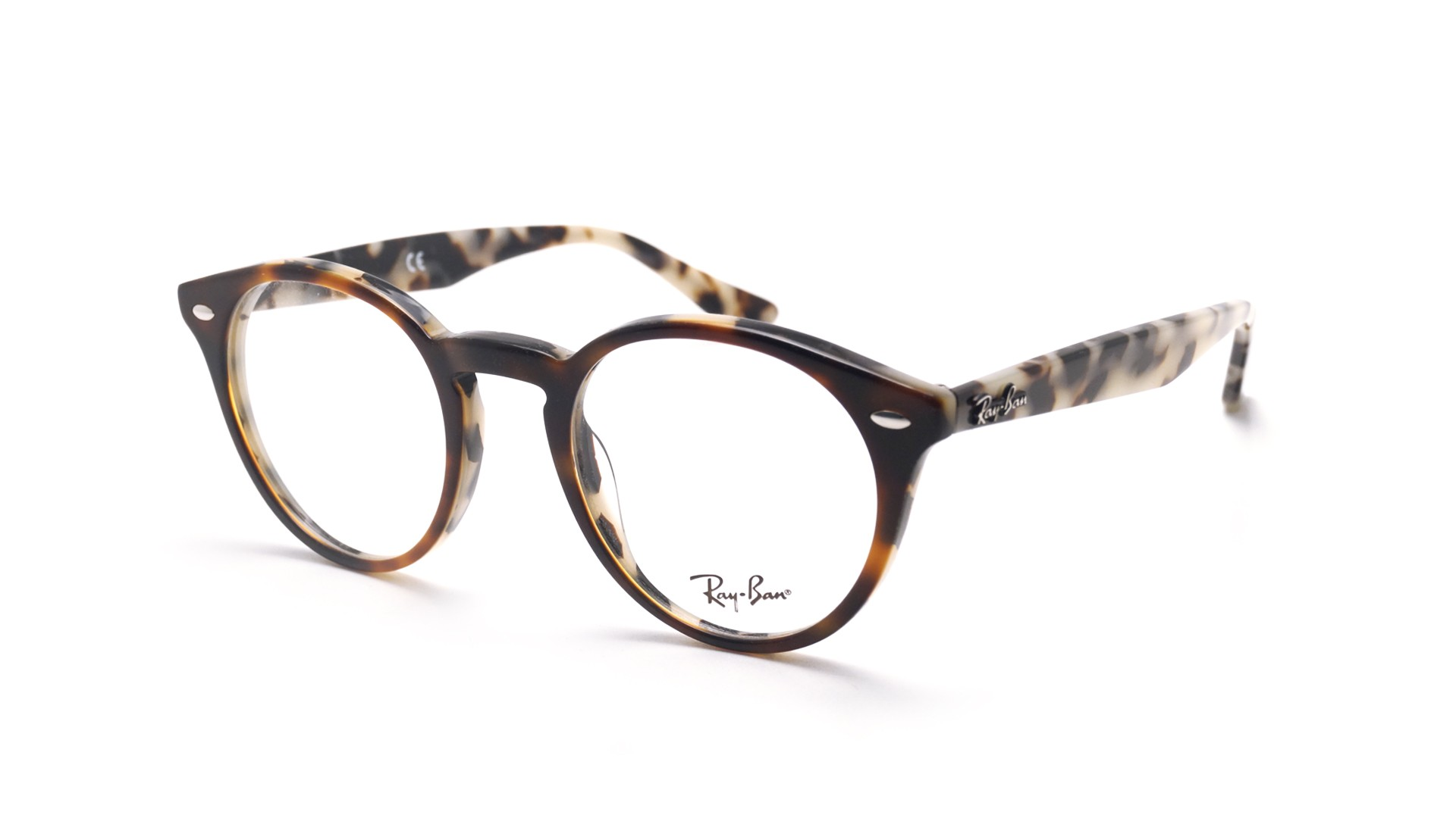 0279806f79 Ray-Ban RX2180 RB2180V 5676 47-21 Écaille | Prix 77,90 € | Visiofactory