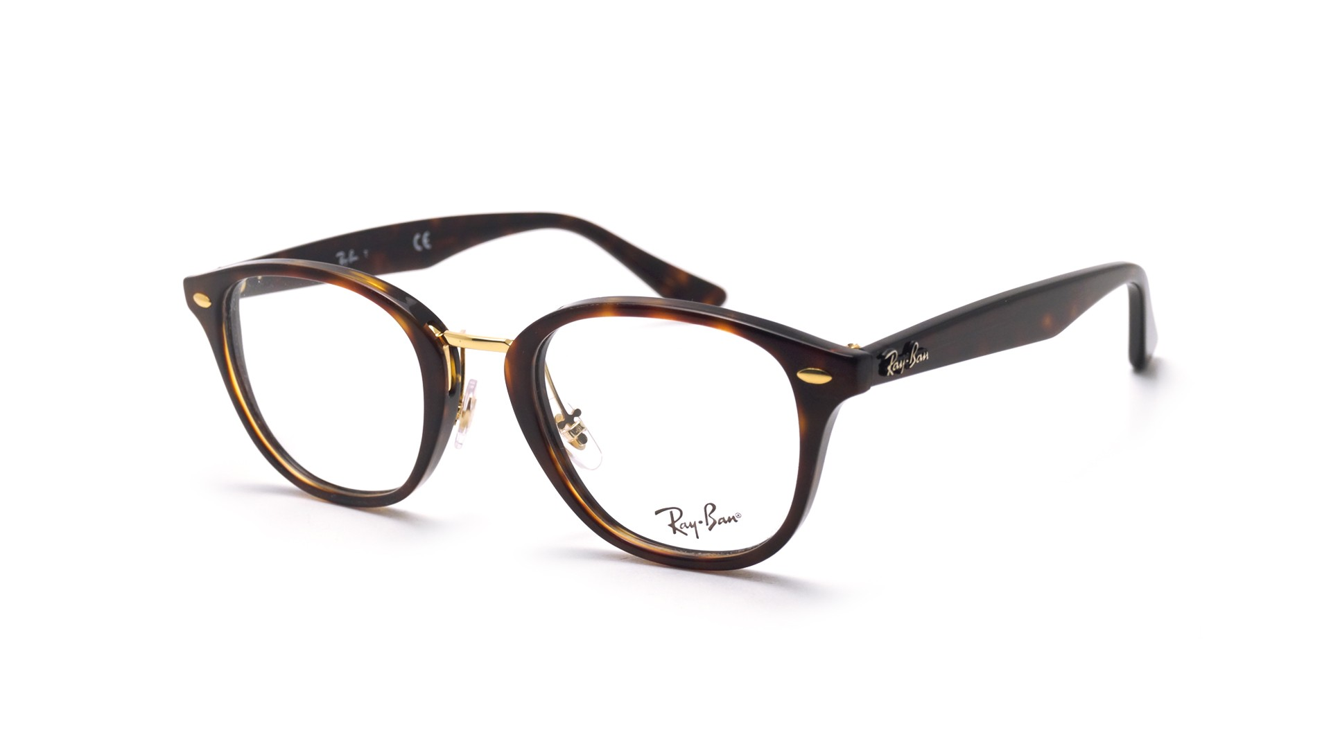 b1447ba8c8 Eyeglasses Ray-Ban RX5355 RB5355 5674 48-21 Tortoise Small