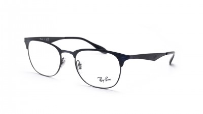 Ray-Ban Clubmaster Noir Mat RX6346 RB6346 2904 52-19 83,90 €
