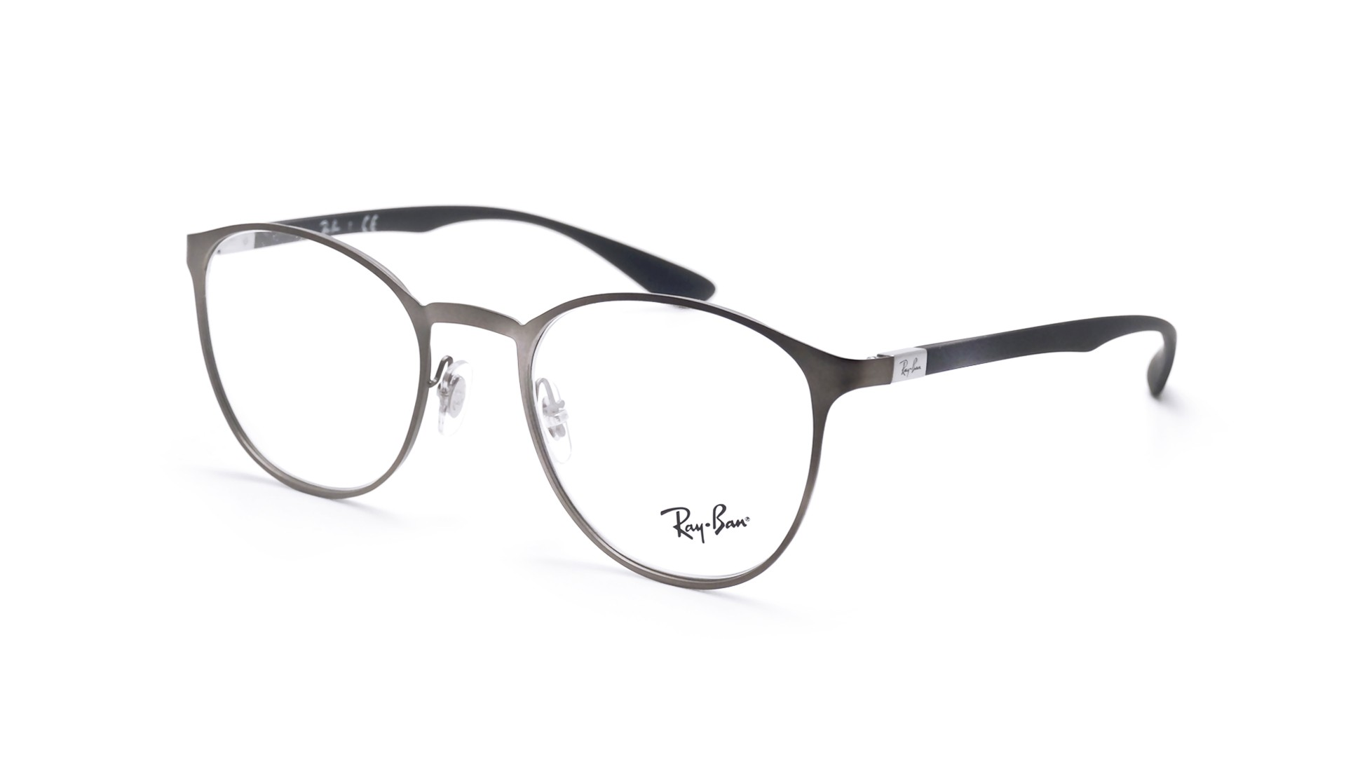 b0e9ea004b Eyeglasses Ray-Ban RX6355 RB6355 2620 50-20 Grey Mat Medium