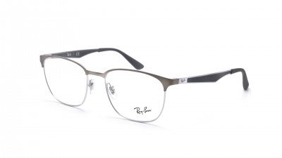 Ray-Ban Clubmaster Silber Matt RX6356 RB6356 2874 52-18 83,20 €