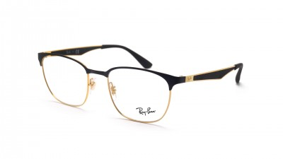 Ray-Ban Clubmaster Noir Mat RX6356 RB6356 2875 50-18 83,90 €