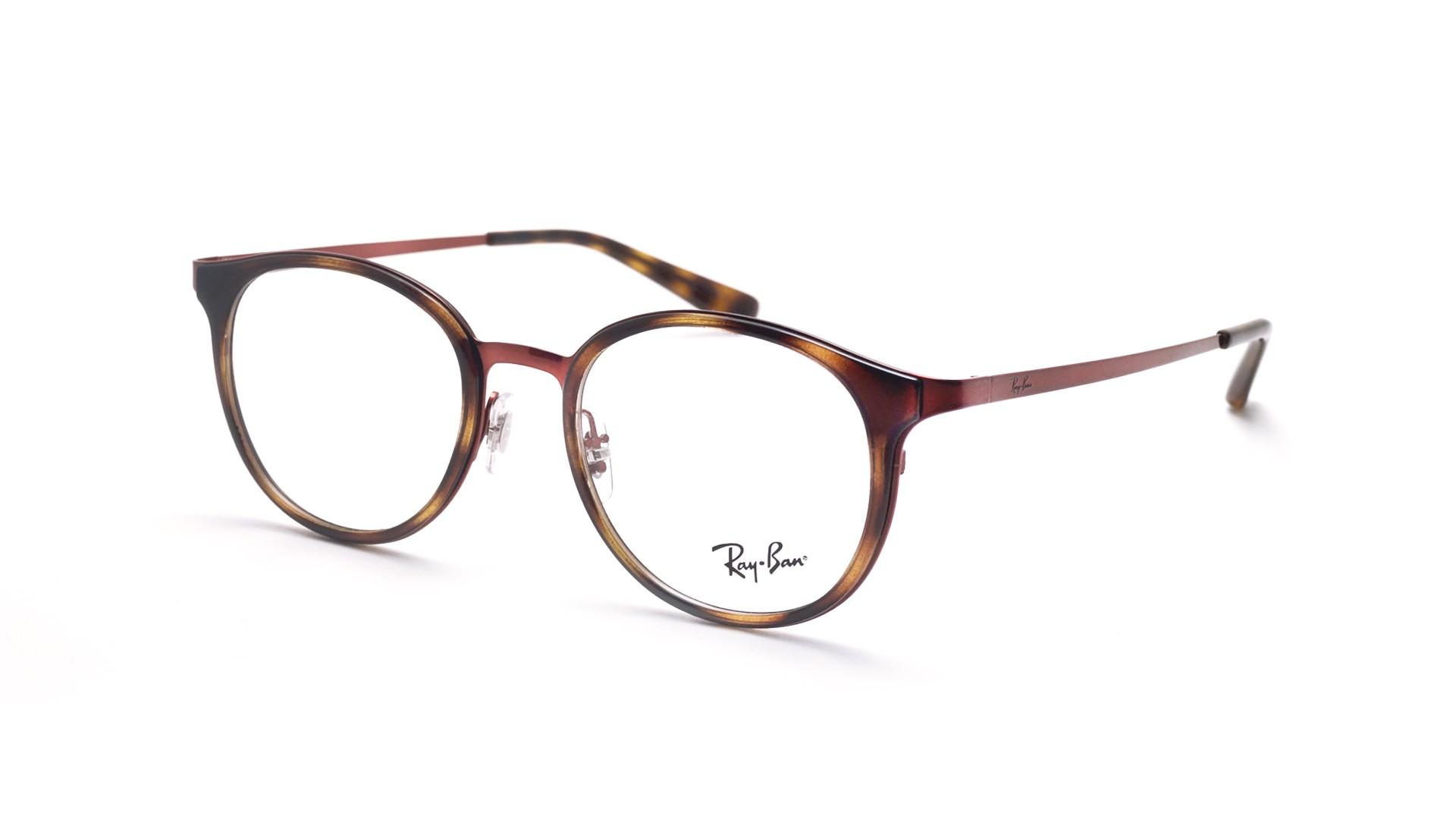 cc90f94ef3d Eyeglasses Ray-Ban RX6372M RB6372M 2922 50-19 Tortoise Medium
