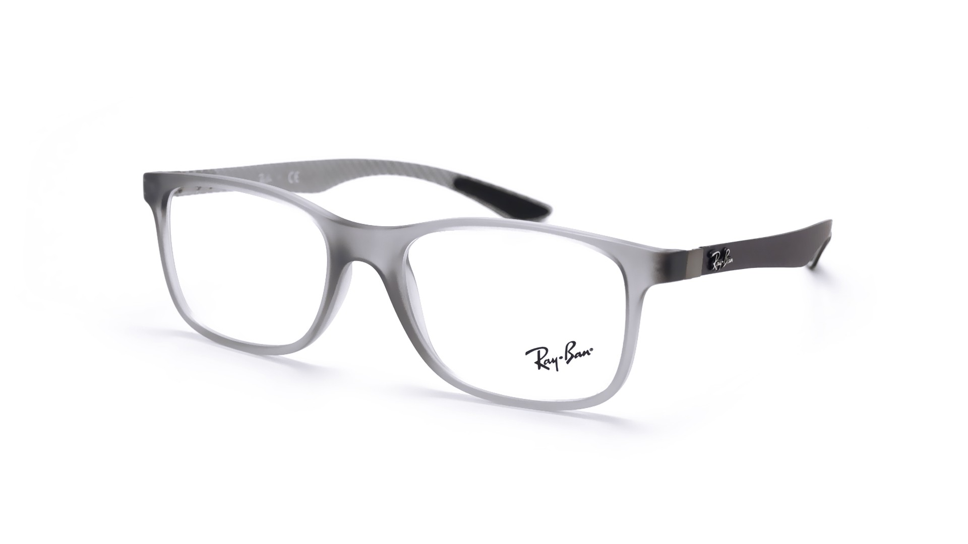 7761f90610 Eyeglasses Ray-Ban RX8903 RB8903 5244 53-18 Grey Matte Medium