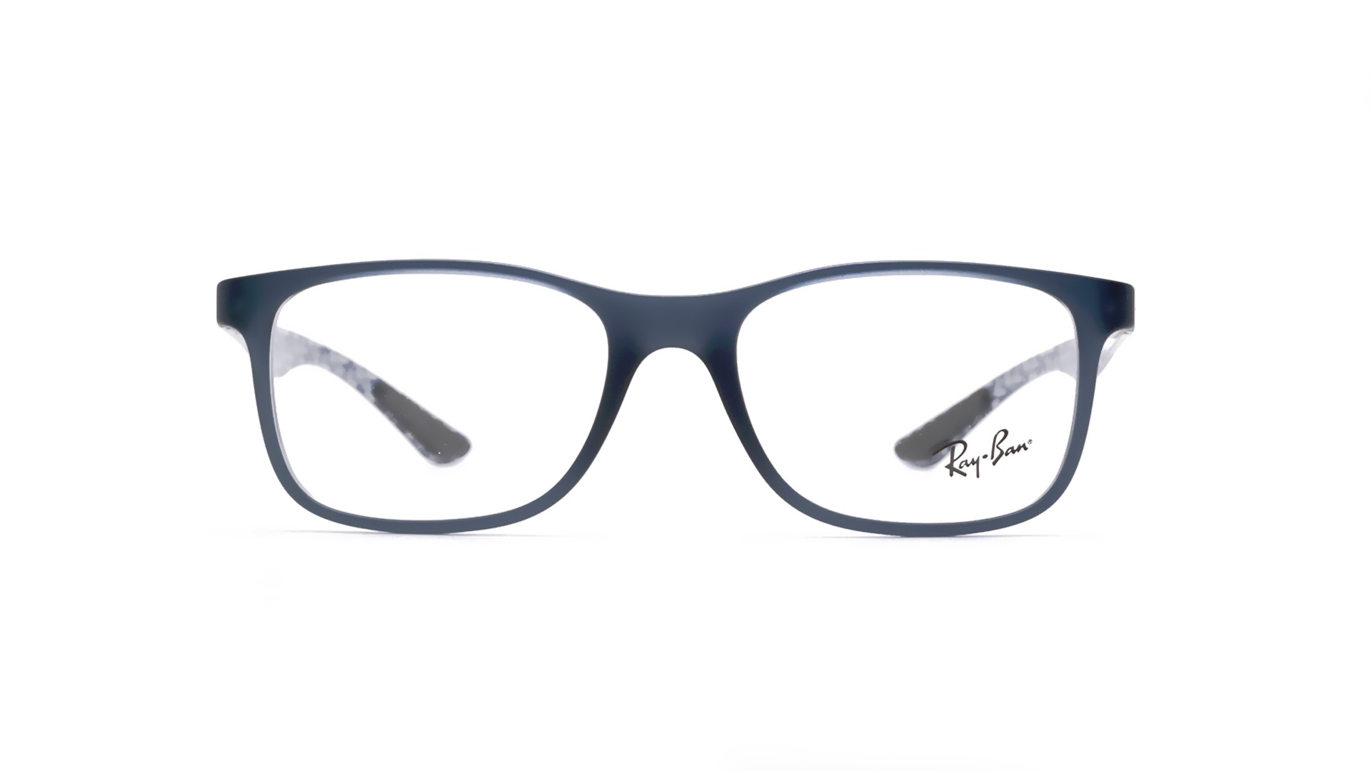 9ab06c76c59 Eyeglasses Ray-Ban RX8903 RB8903 5262 53-18 Blue Matte Medium