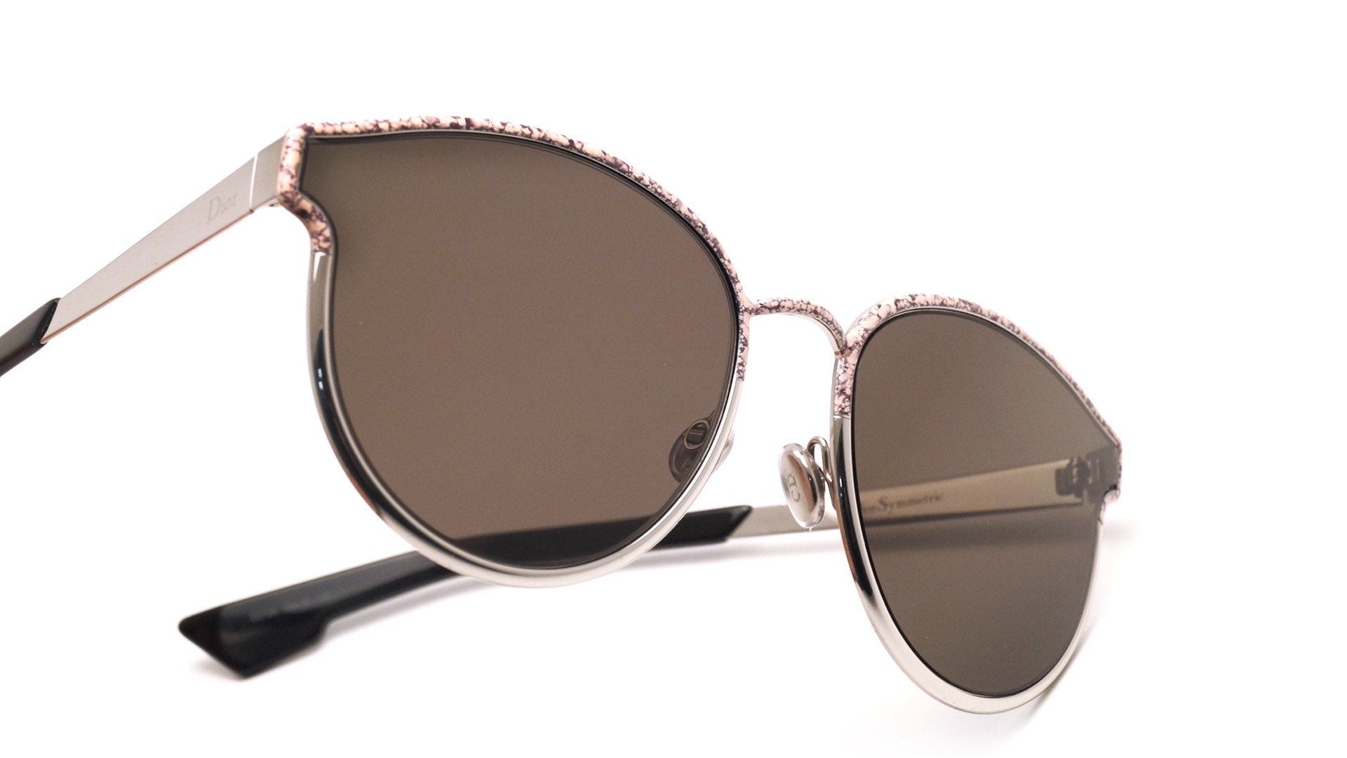 6e3d0ce088 Sunglasses Dior Symmetric Silver SYMMETRIC O3T2K 59-19 Medium