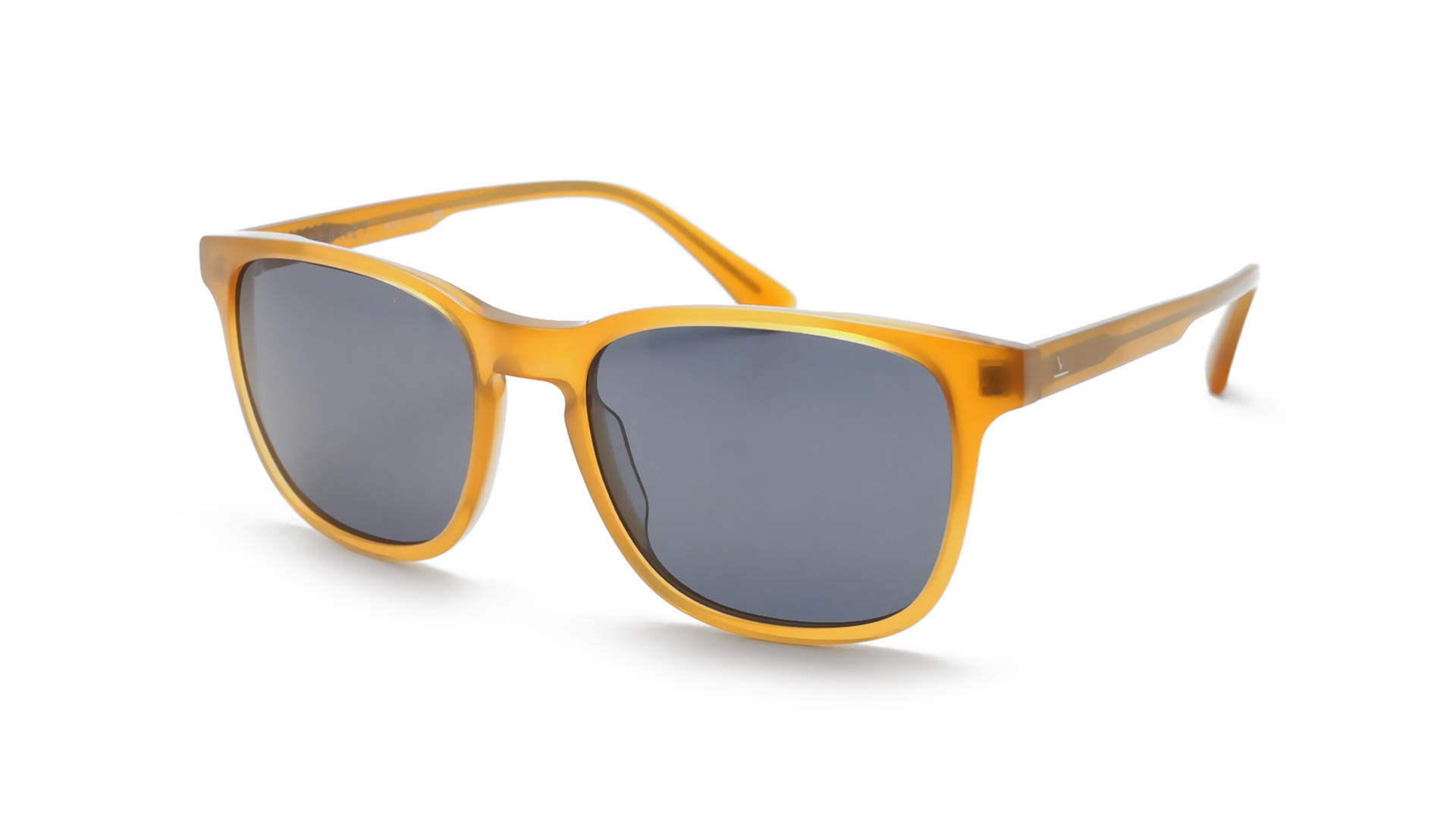 782c22e70d Sunglasses Vuarnet District Square Brown VL1618 0005 53-15 Medium Polarized