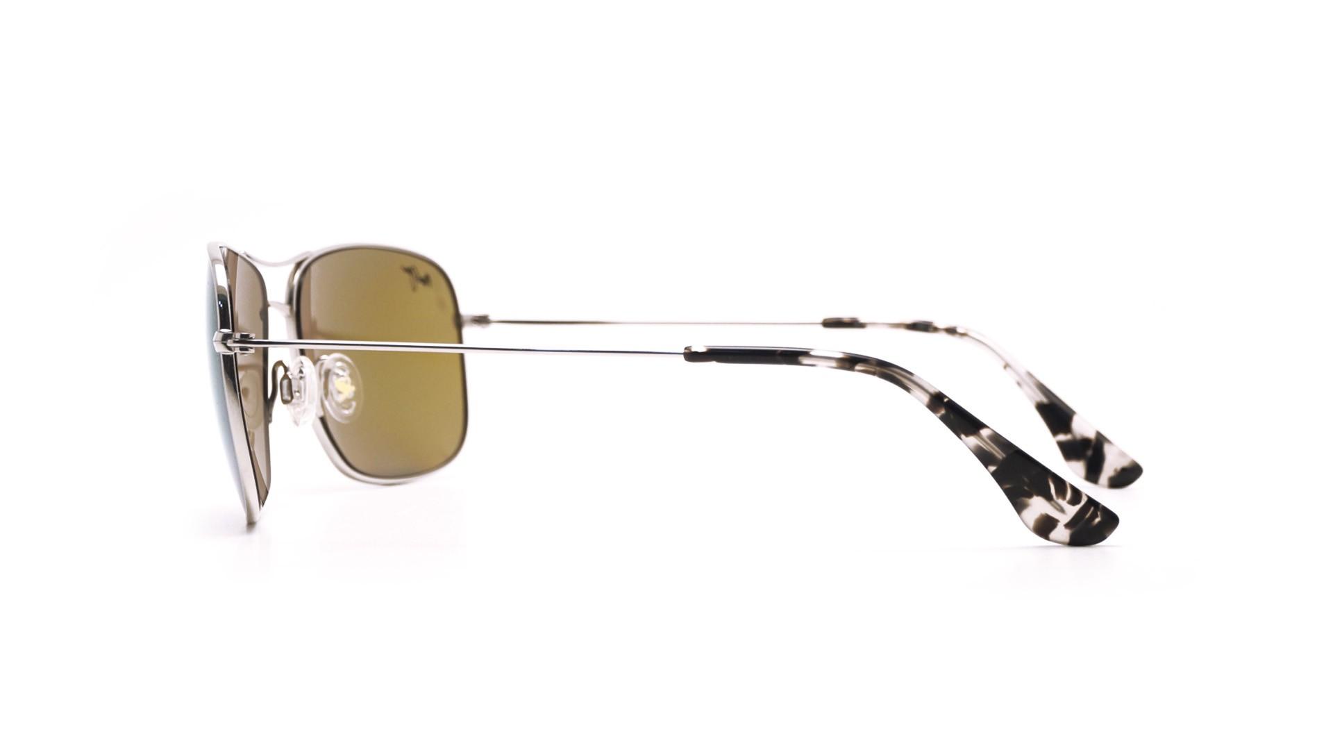 f9550e650d Sunglasses Maui Jim Wiki Wiki Silver B246 17 59-17 Medium Polarized Flash