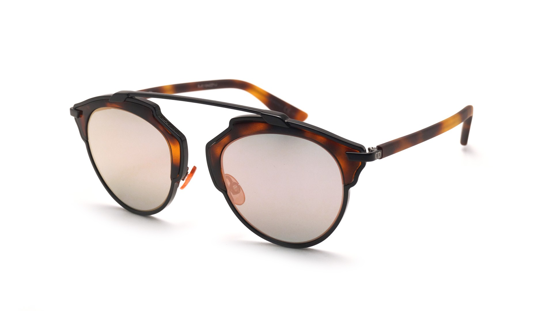 098fca79f288 Sunglasses Dior Soreal Tortoise XO20J 48-22 Medium Flash