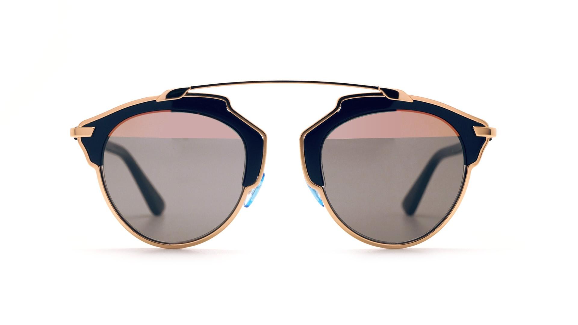 4553a4dcd34d Sunglasses Dior Soreal Gold U5WZJ 48-22 Medium