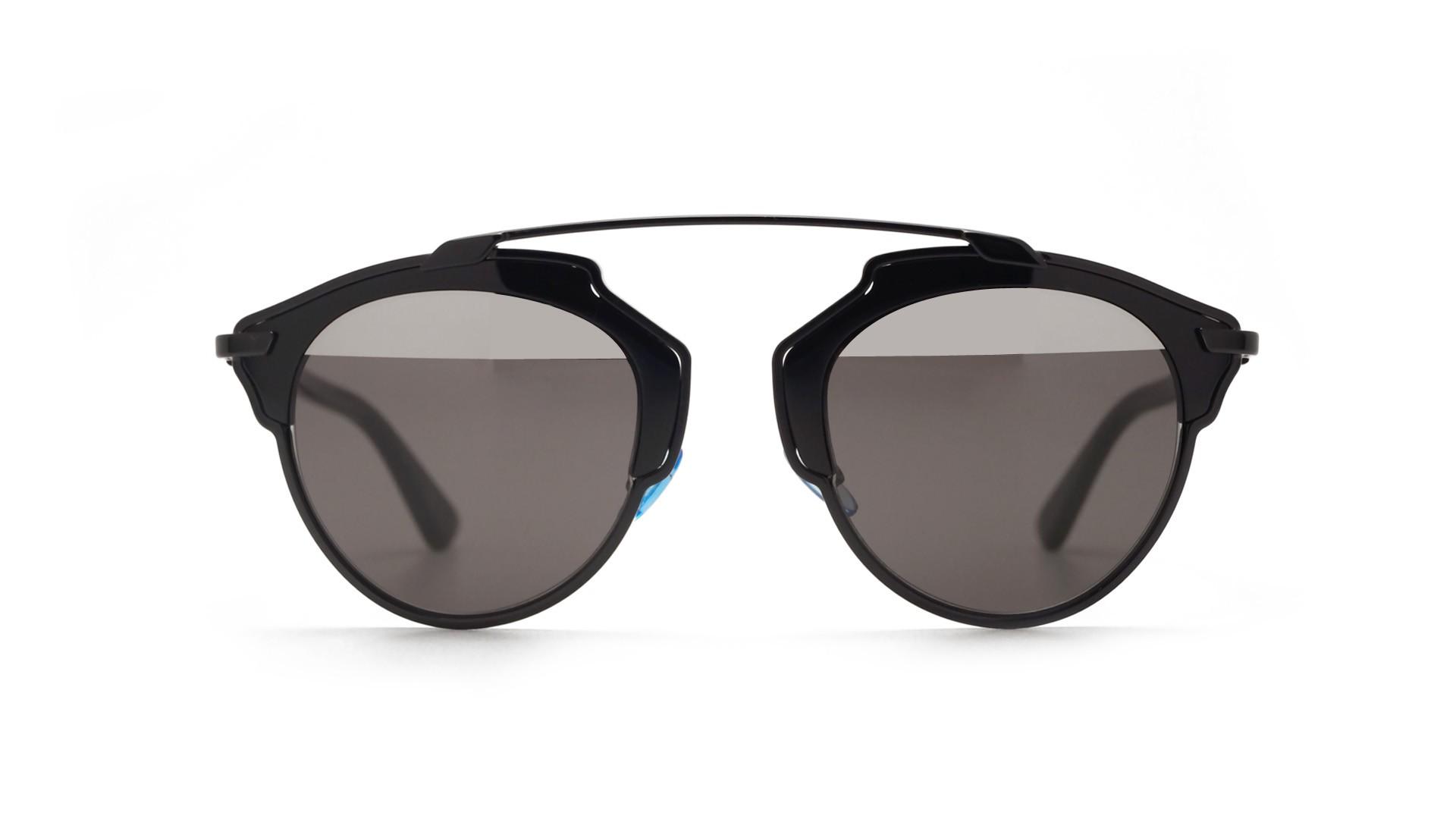 4bf34bff1457 Sunglasses Dior Soreal Black B0YMD 48-22 Medium