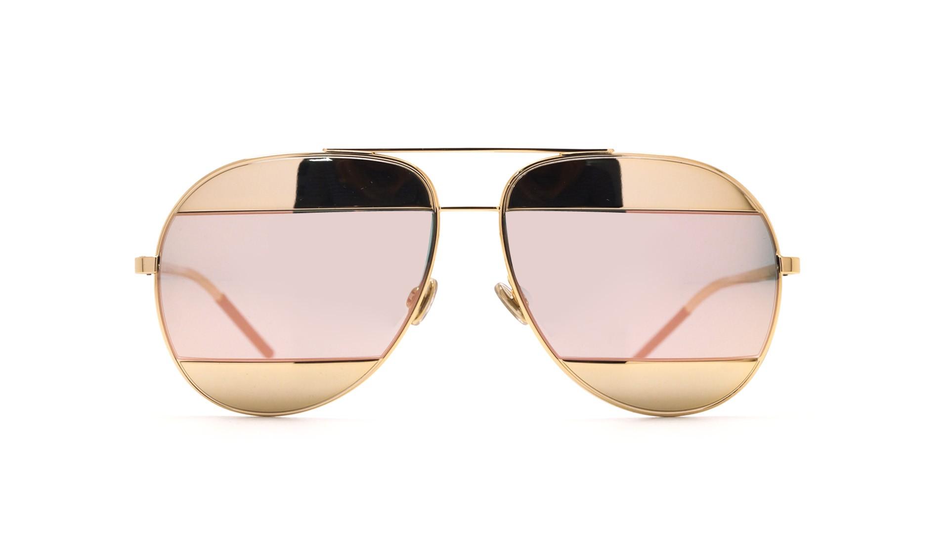 Dior Split 1 Gold Split1 0000j 59 14 Visiofactory