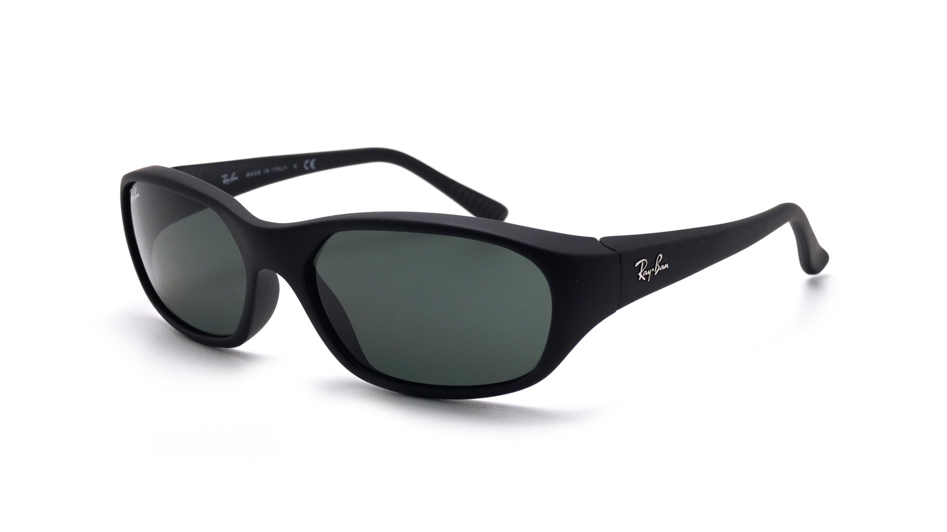 0deb92408e58a5 Sunglasses Ray-Ban Daddy-o II Black Matte G-15 RB2016 W2578 59-170 Medium