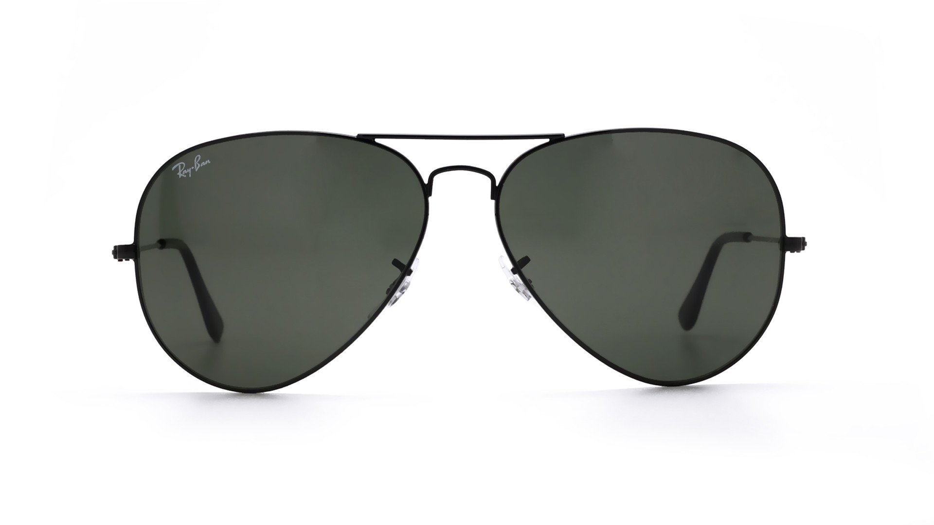 Sunglasses Ray-Ban Aviator Large Metal II Black G-15 RB3026 L2821 62-14  Large 98ce3bba43