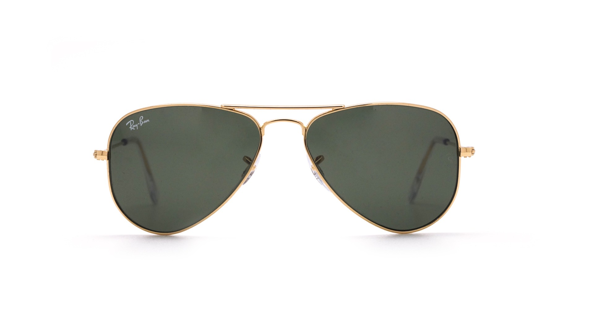 37534af776 Sunglasses Ray-Ban Aviator Gold G-15 RB3044 L0207 52-14 Small