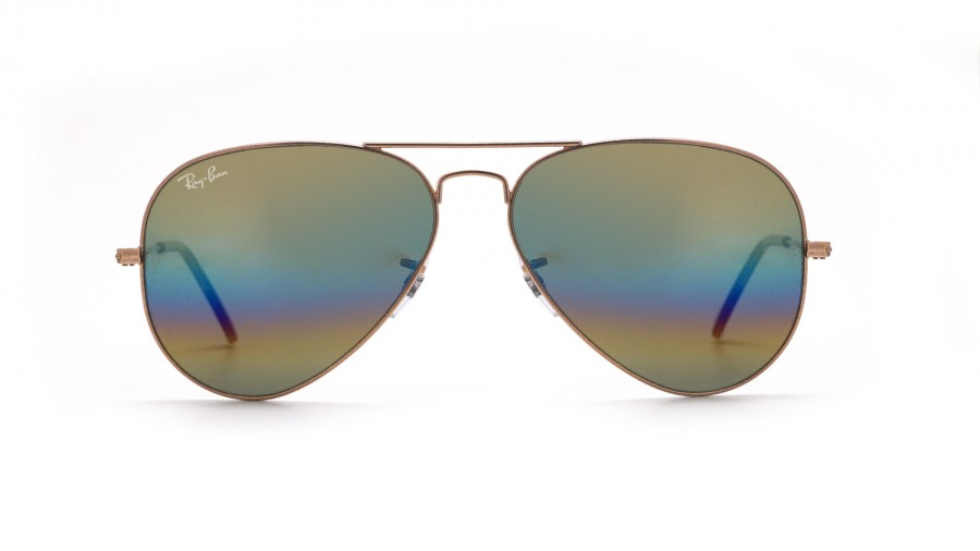Ray-Ban Aviator Large Metal RB3025 9020C4 58-14 qEObrtvmvr