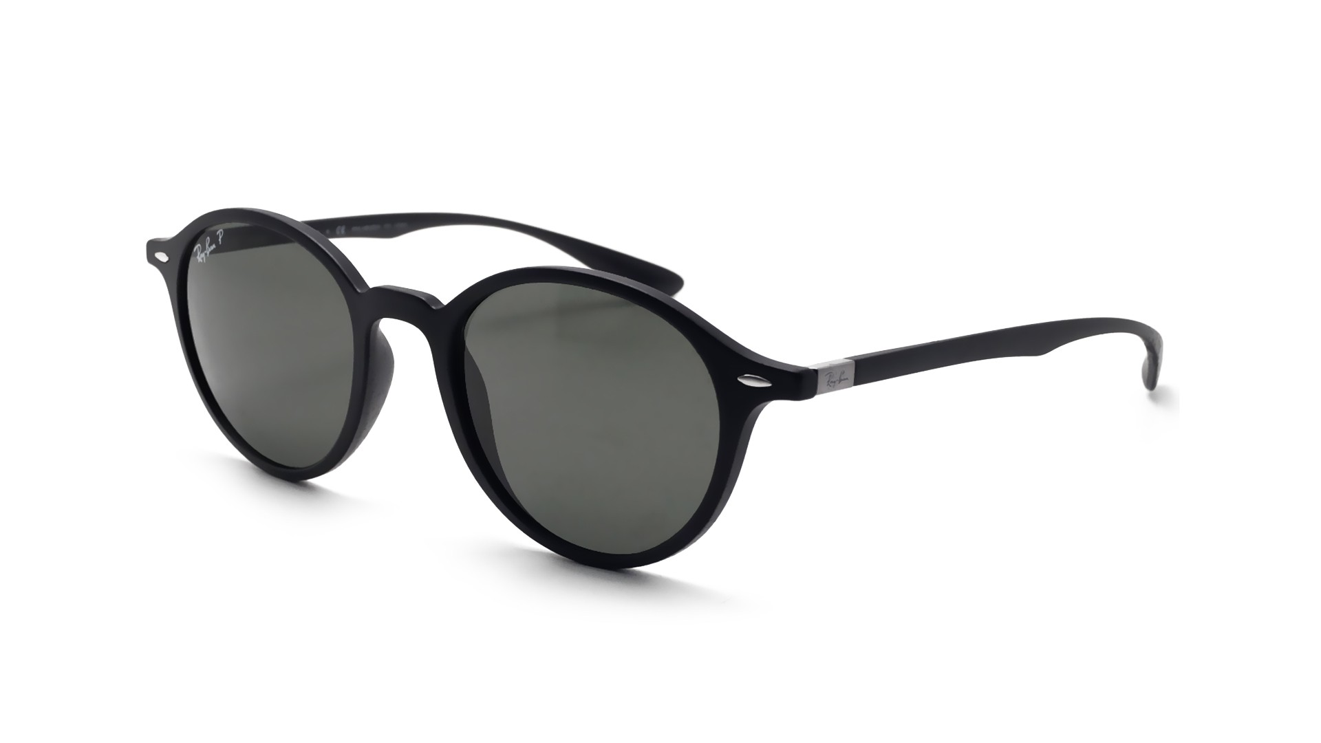 a89af04cafecea ... clearance sunglasses ray ban tech black matte rb4237 601s58 50 21  medium polarized 6f460 a53be